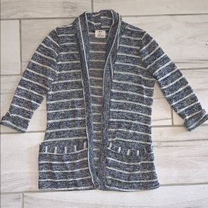 Pins and Needles open cardigan size S